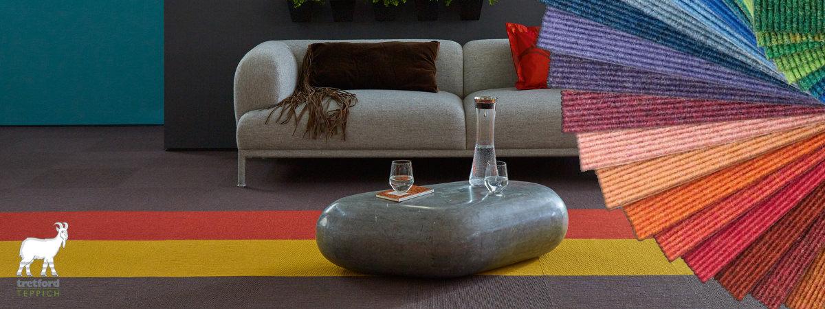Teppichboden Designbelaege Ebner